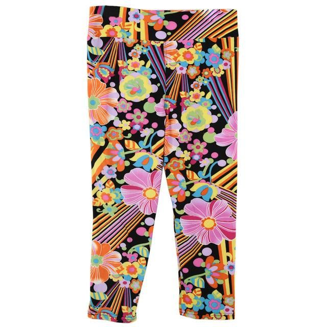 High Waist Leggings Printing Capris Lady's Fitness Workout Casual Pants Fitness Leggings 32 Colors to Choose from
