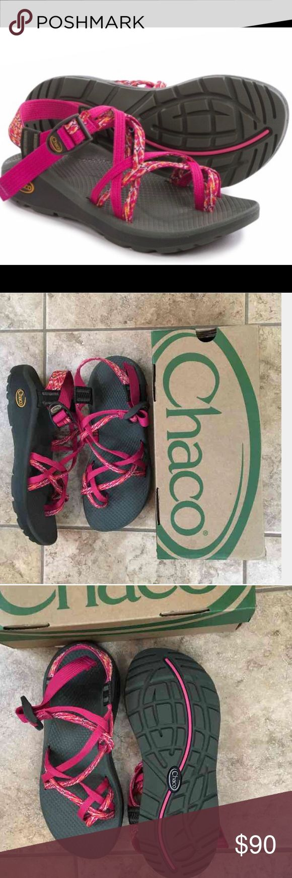 Chacos Z cloud x2 Sandals New never used SZ 9 Gorgeous color very cute new with box.   Price firm Chacos Shoes Sandals