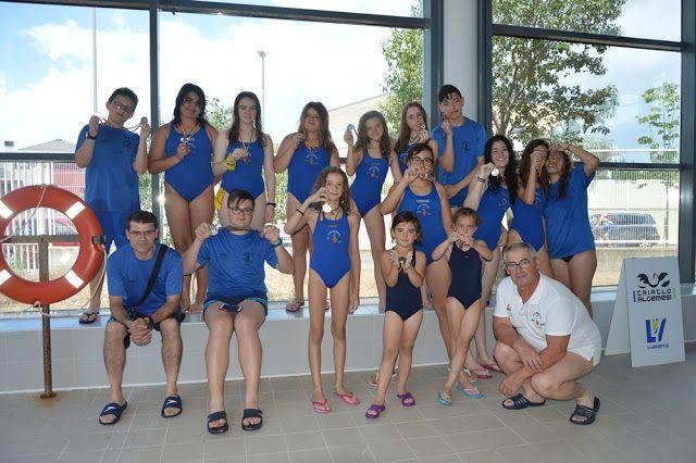 Salva la veu del Poble: El Club Natación Cullera Hizo Una Gran Competición...