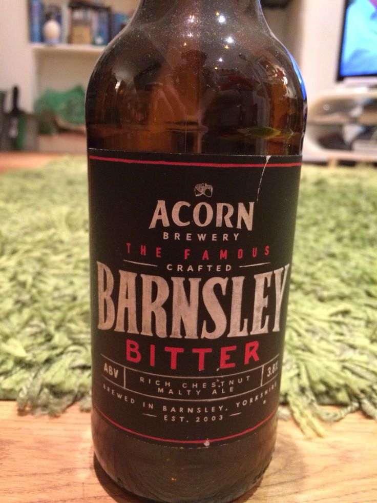 Acorn Brewery Barnsley Bitter 3.8%, Barnsley, Yorkshire, Provided by BeerBods
