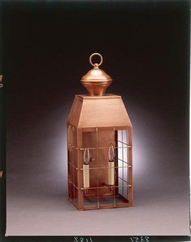 H-Rod Wall Raw Brass Medium Base Socket With Chimney Clear Glass by Northeast Lantern. $424.00. Northeast Lantern 8351-RB-CIM-CLR H-Rod Wall Raw Brass Medium Base Socket With Chimney Clear Glass Raw Brass