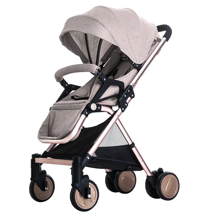5.4kg super light Teknum Baby stroller  brand baby carriage light baby car baby travel car