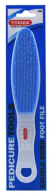 Titania Foot File Double Sided Emery / Pumice (3 Pack) Review