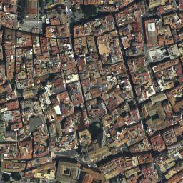 Comparador de fotografías aéreas de España en distintos años. | Mapa de bolsillo