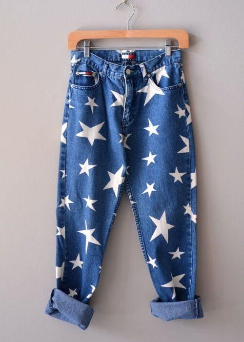 print estrelas estampas