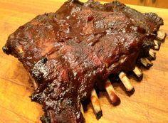 Smoked deer ribs, how to cook deer ribs, best recipe for deer ribs, venison rib…