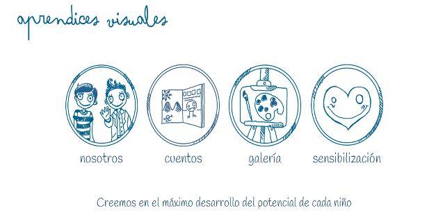 Aprendices Visuales: Mucho más que una web con recursos para niños con autismo - http://www.academiarubicon.es/aprendices-visuales-autismo/