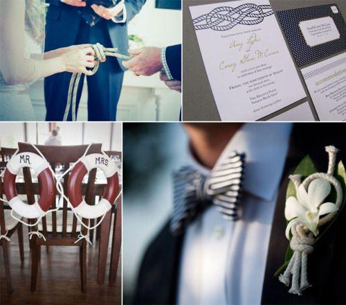 #nautical #wedding