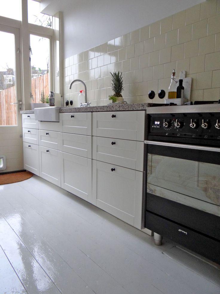 25 beste idee n over jaren 39 30 keuken op pinterest jaren 39 20 keuken klassieke keuken en - Vintage keukens ...