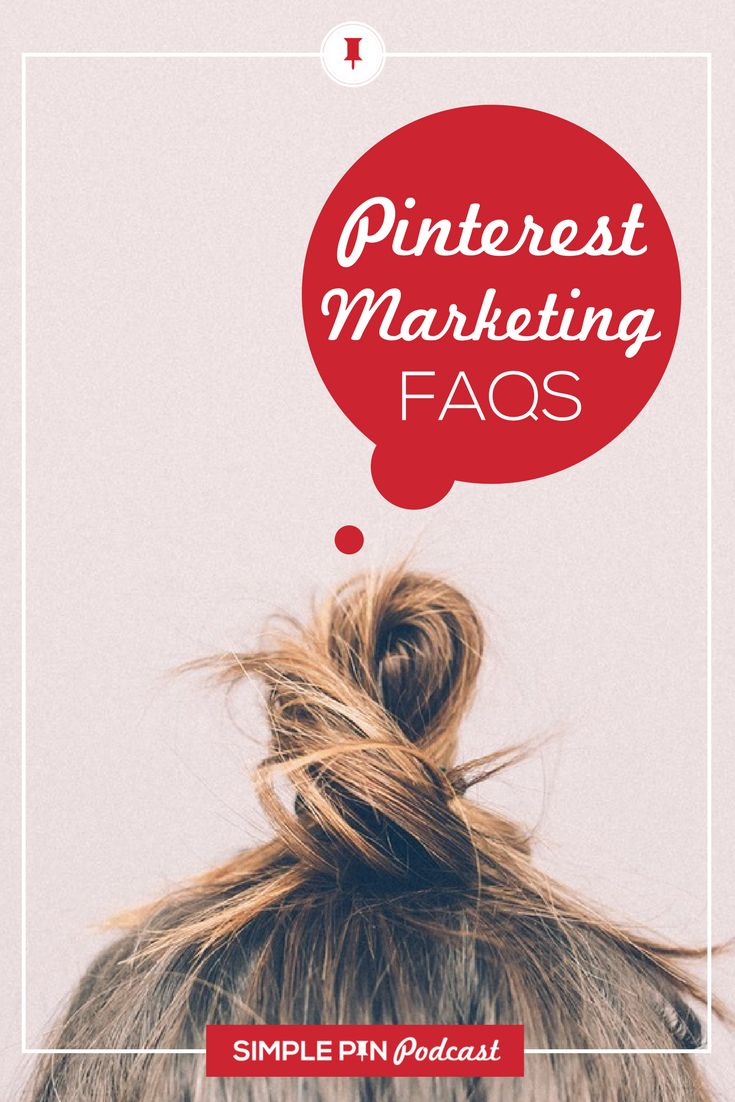 Common Pinterest Marketing Questions