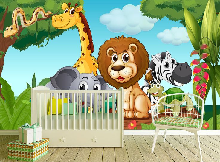 Forest  Animals are waiting to say Hi for your little one ;)