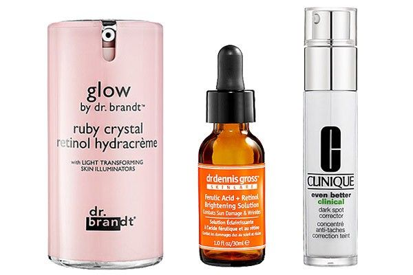 Retinoids, Vitamin C and Glycolic Acid: How to Combine Anti-aging Products | Womanly Interests