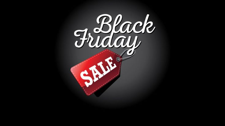 Black Friday HD Wallpaper