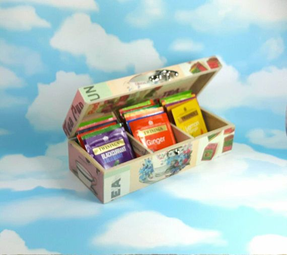 Check out this item in my Etsy shop https://www.etsy.com/uk/listing/465240229/tea-box-tea-caddy-gift-wedding-gift