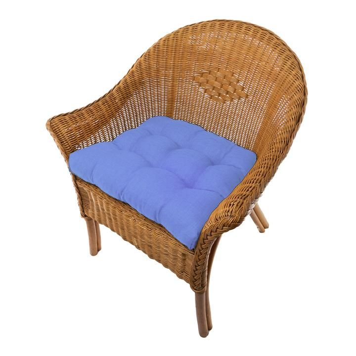 Rave Pool Blue Indoor Outdoor Dining Chair Pads Patio Cushions Dining Chair Pads Patio Cushions Outdoor Chair Cushions