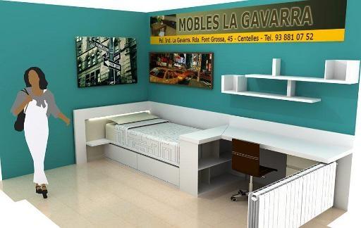 Te hacemos los muebles a tu medida, tanto en estética como en precio. Visitanos en http://mobleslagavarra.com/index.htm