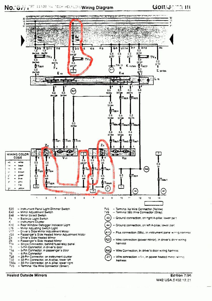 Mk3 Vr6 Engine Wiring Diagram And Wrg Vr Wiring Diagram Vr6 Engine Diagram Engineering