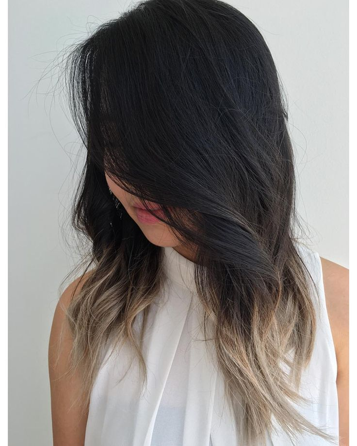 Best 25+ Black hair ombre ideas on Pinterest | Hair color ...