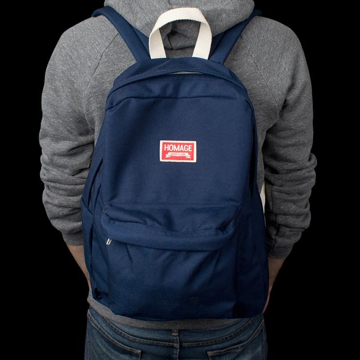 HOMAGE BackpackThings, Homage Backpacks