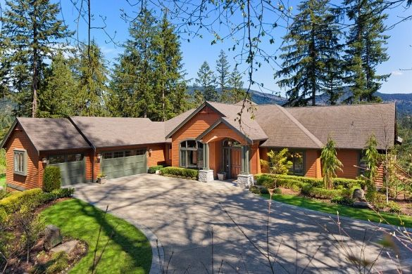 17 best images about leavenworth house elevations on for Modern house estate agents