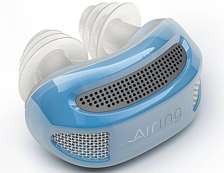 Local Inventor Develops New Device To Treat Sleep Apnea