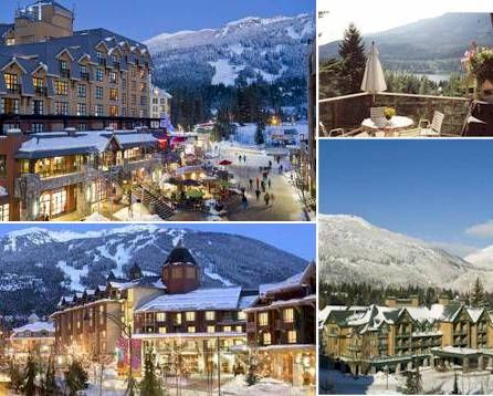 Places to Stay in Whistler, British Columbia #whistler #bc