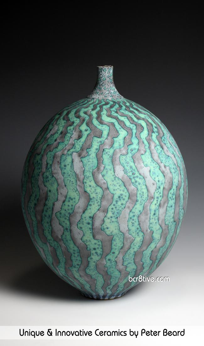 Uber Creative Ceramics By Artist Peter Beard керамика