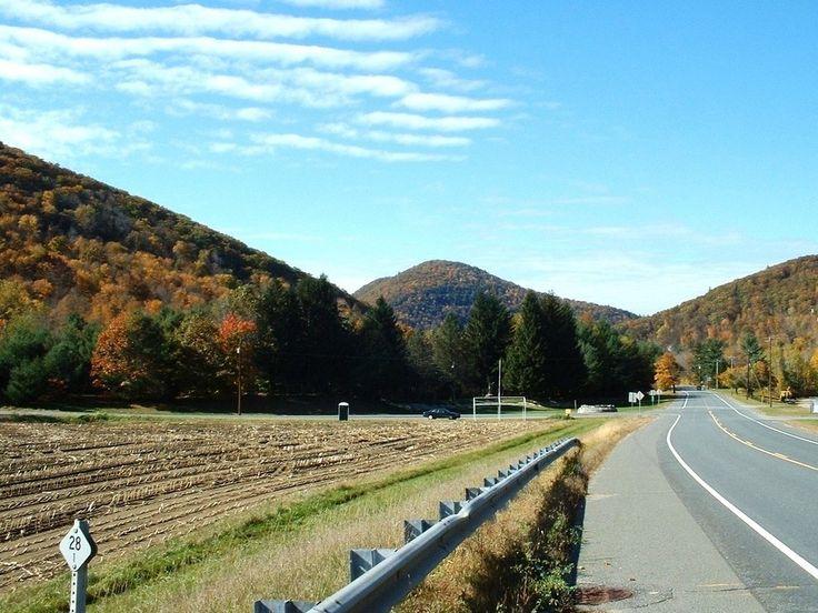 MASSACHUSETTS: Mohawk Trail | The 20 Most Scenic Drives In America