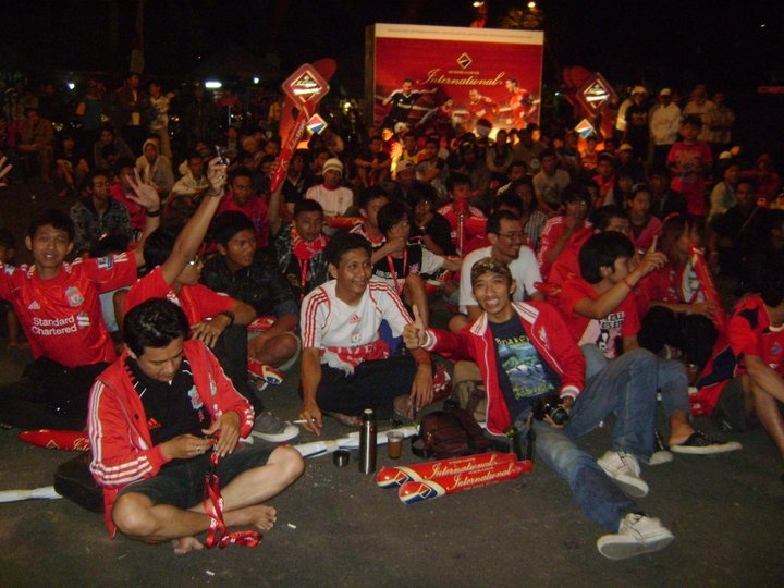 BIGREDS Regional Makassar | Indonesia's Official Liverpool FC Supporters Club