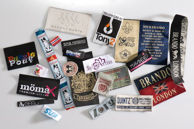 Differences between Label and Motif | Textile Merchandising