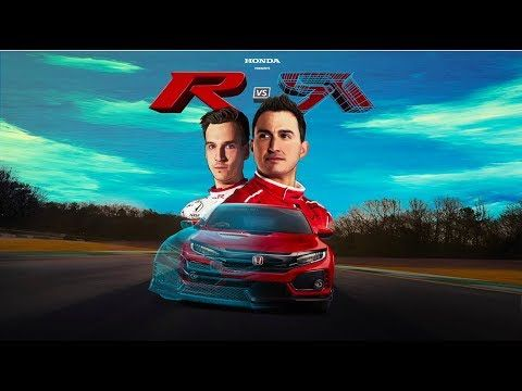 Honda and Forza Motorsport 7 present R vs R – A mixed reality race betwe...