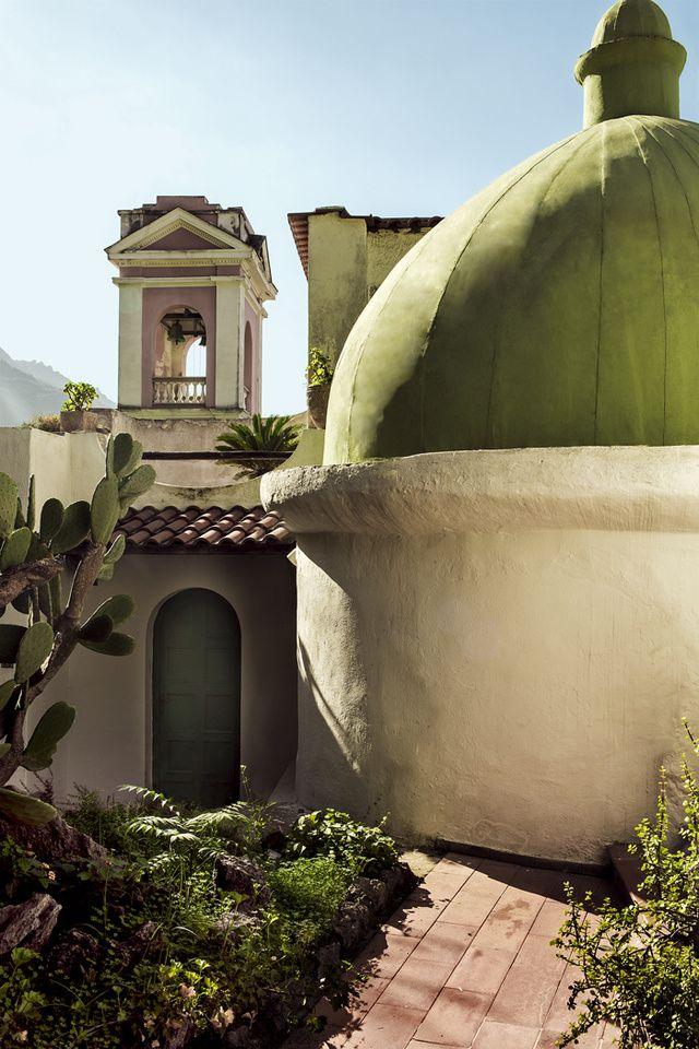 Entre ciel et mer, une villa à Ischia