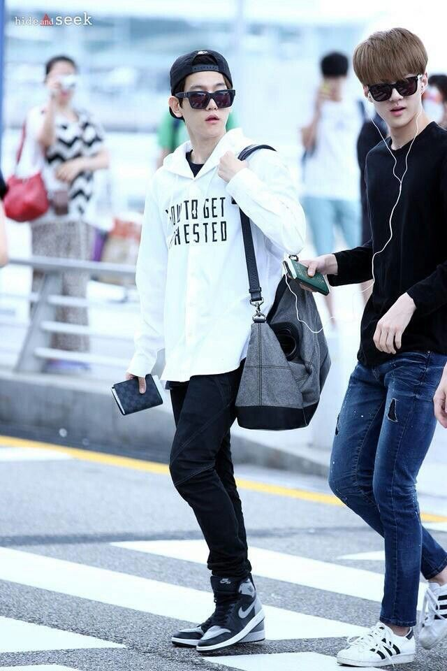 770 best EXO Airport Fashion images on Pinterest