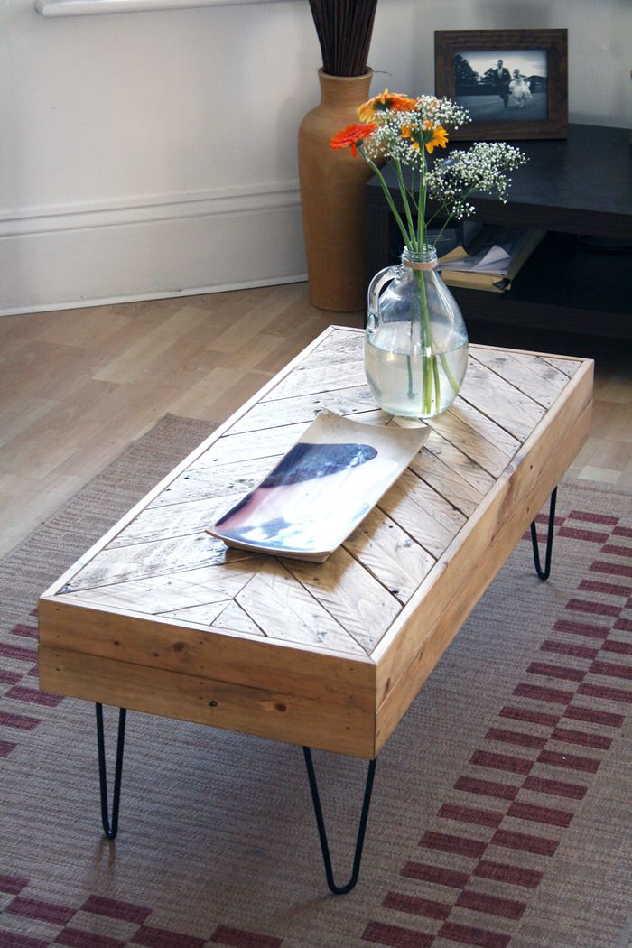 Revive Joinery - Hand crafted reclaimed wood creations. by Ed Gunter — Kickstarter