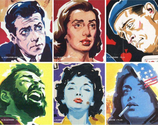 Οι κινηματογραφικές αφίσες του Γιώργου Βακιρτζή | AlphaTV