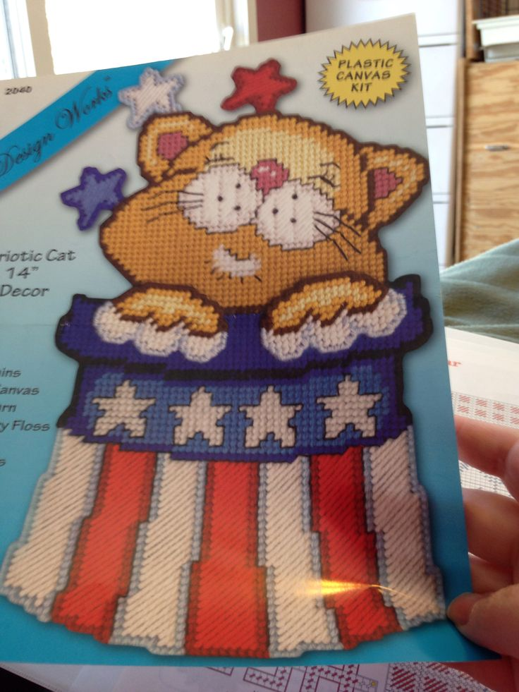 4th Of July Door Hanger Usa