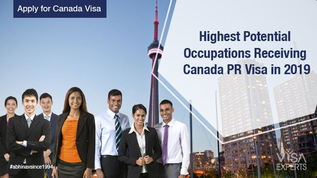 Find out High demand Job Occupation in Canada for Skilled