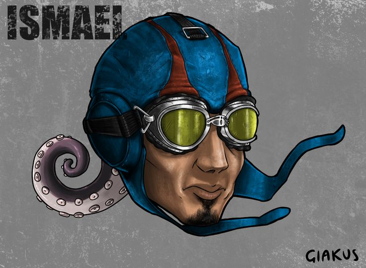Ismaele Comic illustrated by Giacomo Carruolo for Akronya Studio - www.massoneriacreativa.com