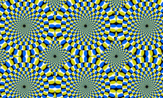 Optical illusions | an visual illusion also called as optical illusion is characterized by ...