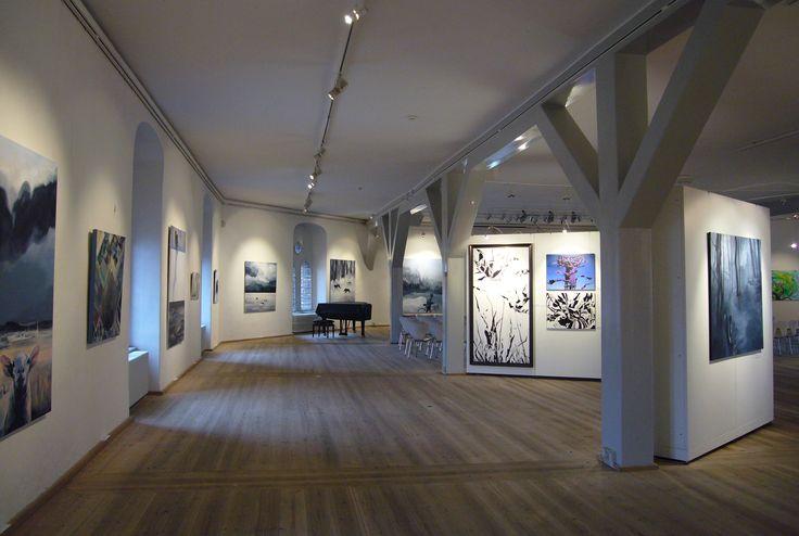 Britta Westhausen -- THE POWER OF NATURE IN ART  Group Exhibition Rundetårn. 5/10 – 3/11 at Rundetårn,  Købmagergade, København - - - - - - - - - - - - - -