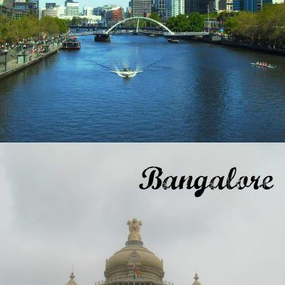Melbourne, Australia & Bangalore, India