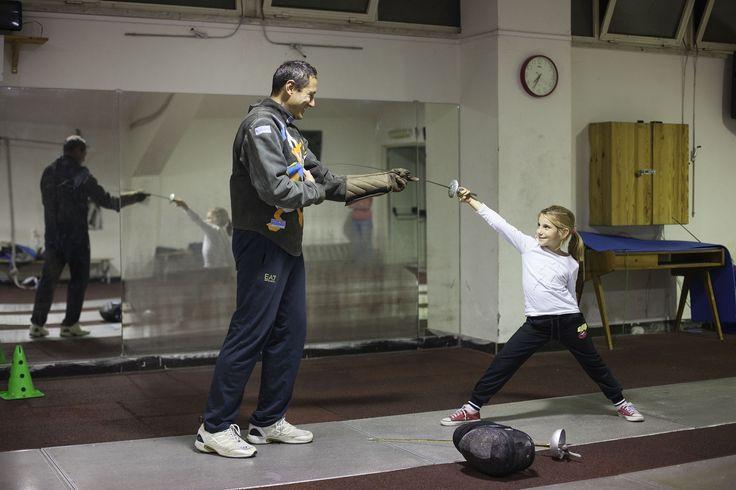 La bellissima storia di Sandro Cuomo, un campione olimpico diventato grande lontano dal Vesuvio e tornato nella sua Napoli per far crescere un movimento di schermidori. © Machi di Pace (@machidipace)- Campaniasuweb