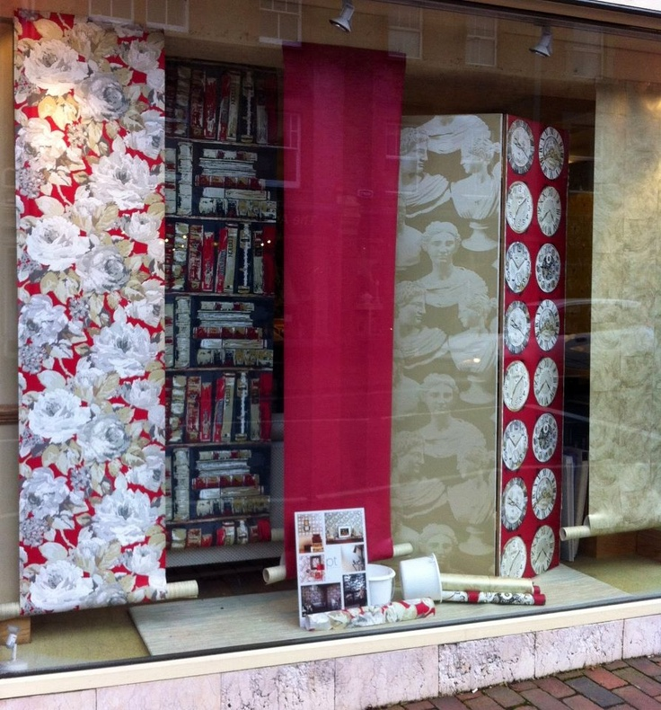 B W Wallcoverings - Icon wallcoverings collection www.prestigious.co.uk/wallcoverings/icon