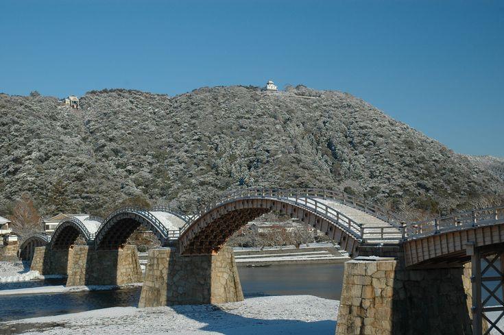 Kintaikyo híd - Iwakuni