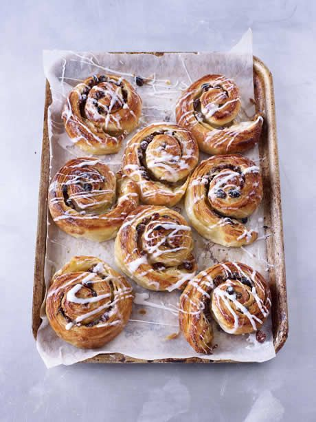 If you're new to making pastries, this classic recipe is an ideal one to start with.