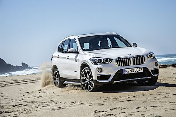 BMW X1 Next Generation - Lifestyle NWS