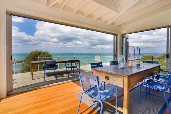 Storm Point, Marengo. An amazing property on the ocean side of the Great Ocean Road