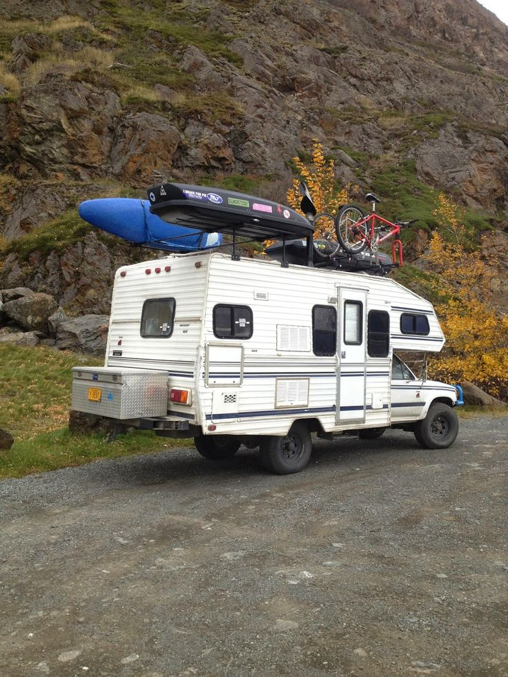 Advice & stories on living full-time in a small RV, completely off-grid, in Alaska... and all the adventures & shenanigans that come with it.