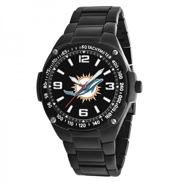Miami Dolphins Men Watch – Gladiator by Game Time