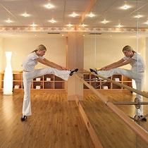 Fitness im 4 Sterne Wellness Hotel